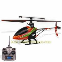Quality TH-30562.4G 4-channel 22cm Single Propeller RC Alloy Helicopter for sale