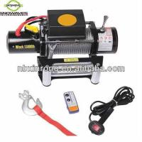 Buy cheap Electric Winch 13000lbs ItemNO.:Electric Winch 13000lbs from wholesalers
