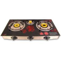 Quality GC-307AG Indian Model Glass Stove for sale