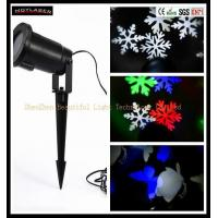China Waterproof Outdoor Projector Christmas Pattern Holiday Time LED Light on sale