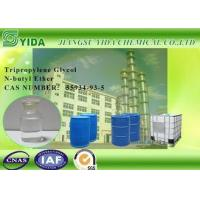 Buy cheap Low Toxicity Tripropylene Glycol N-Butyl Ether For Cleaning Formulations from wholesalers