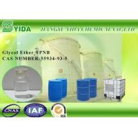 Buy cheap Mild Odor Solvent Glycol Ether TPNB Cas No 55934-93-5 With Iso9001 Certificate from wholesalers