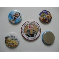China Magnetic button/badge on sale