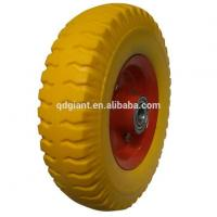 Buy cheap 8inch Transportation Trolley PU Wheel from Wholesalers