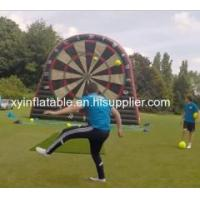 Buy cheap Inflatable Dart Game/Inflatable Soccer Darts from Wholesalers
