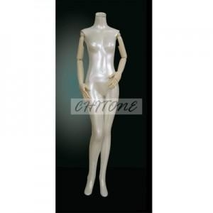 Buy T06-pearl headless mannequins at wholesale prices