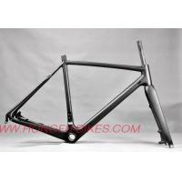 Quality HF-FM286 2015 full carbon Cycle cross Frame for sale