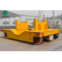 Quality molten steel Slag and scrap handling Ladle transfer car manufacturer for sale