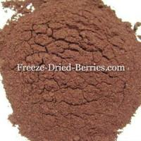 Buy cheap Freeze Dried Black Currant Powder from Wholesalers