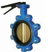 Quality Lug Butterfly Valve/AI-Bronze C95400 Disc for sale