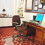 Buy cheap Glass Chair Mats from Wholesalers