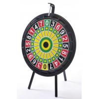Buy cheap Roulette Game Set, 75cm Height from Wholesalers