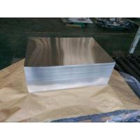 China Mill Finish Aluminum Sheet for PCB Alloy 1100 H18 Thickness 0.15mm 0.16mm 0.18mm 0.2mm on sale