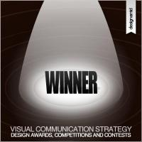 Quality Visual Communication Strategies For Design Awards and Competitions for sale