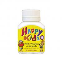 Happy Kidz Multivitamins & Minerals 60s