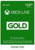China Xbox Live 12 Month Gold Membership - Digital Code on sale