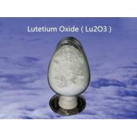 Quality Lutetium Oxide Density Polishing Powder Refractive Index for sale