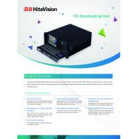 China HD Recording/Broadcasting Host on sale