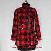 Quality Fashion Fitted Coat Warm Winter Wear for Women for sale