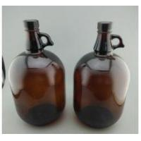 Quality Clear Flint 1/2 Gallon Glass Jug for sale