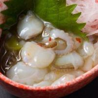 Buy cheap The Most Popular Product for Japanese Restaurant Names Tako Wasabi Seasoning Octopus with Wasabi from Wholesalers