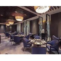 Modern Hotel Lobby Furniture Dining Area Dining Chair