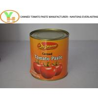 Quality Hot Selling 70g-5kg OEM Canned Tomato Paste 28-30% from P.R.C for sale