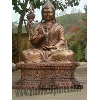 Quality Majestic Bronze Buddha Garden Statues for Sale for sale