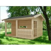 Buy cheap High Quality Customized BBQ Wooden Pavilion from Wholesalers