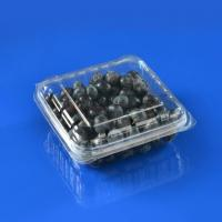Quality 125g Blueberry Clamshell Box with Ventilation Holes for sale