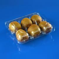 Quality Disposable Plastic Kiwi Fruit Container Boxes for Packaging for sale