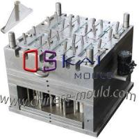 Quality Plastic Broom Injection Mold with Sliders Designed and Work Full Automatic by Oil Motor and Air Jars for sale