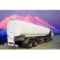 Quality Oil Tank Semi Trailer for sale