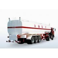 Quality Tri-axle Fuel Tank Se for sale