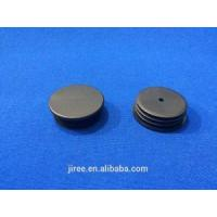 Quality Plastic Black Plugs And Pipe Caps End Caps For Holes for sale