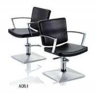Buy cheap Barbershop Chairs Parlour Chair Hair Salon Chairs Hair Styling Equipment White Cosmetology Chair from Wholesalers