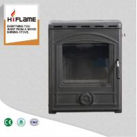 Quality HiFlame Hot Selling Small Cast Iron Wood Burning Fireplace Insert OL357i for sale
