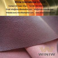 Highest Quality PU Faux Pigskin Leather Lining for Shoes
