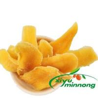 China Dried Mango Chips Dry Fruits Slices Organic Natural Sweet on sale