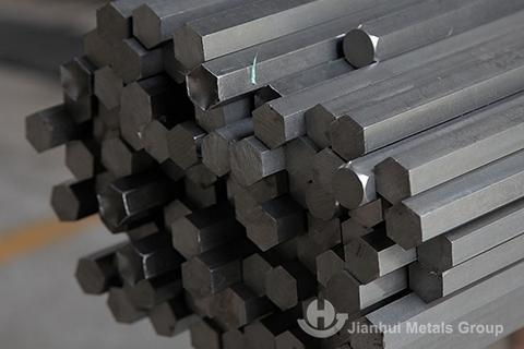 Buy ASTM 1020/ S20C COLD DRAWN STEEL HEXAGONAL BAR at wholesale prices