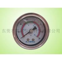 Buy cheap Shock oil-filled pressure gauge from wholesalers