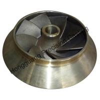 China Copper Castings of Double Impellers of Centrifugal Fan on sale