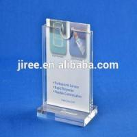 Quality Acrylic Restaurant Menu Card Sign Holders Stand For Tables for sale