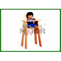 Roleplay Product Nameschoolmajor】 role-playing dolls high chair