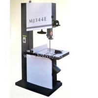 Buy cheap MJ344E Cabinetwork Woodworking Vertical Panel Saw Band Saw Machine from Wholesalers