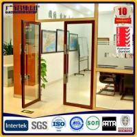 Customized Commercial Aluminium Spring Door for Hotel and Office