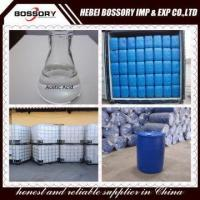 Quality Acetic Acid Glacial 98% for Dyeing for sale