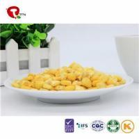 Quality TTN Hot Sale Best Freeze Dried Corn Vegetables Chinese Dried Food for sale