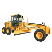 210hp road grader China Shantui SG21-3 motor grader with blade and ripper for sale