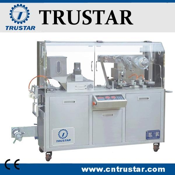Buy DPP-80 Small alu/alu alu/pvc blister packing machine at wholesale prices